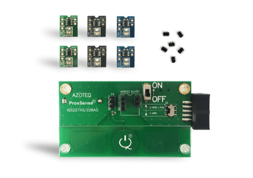 Iqs227 Ev02 Azoteq Product Evaluation Kits