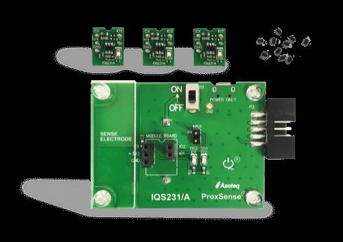 Iqs231 Ev02 Azoteq Product Evaluation Kits