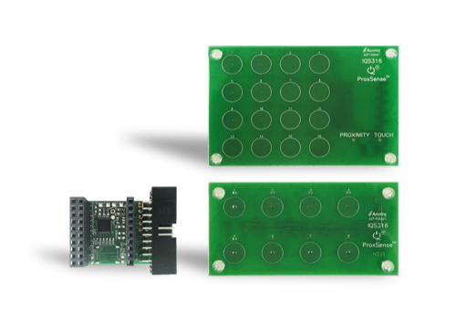 Iqs316 Ev02 Azoteq Product Evaluation Kits