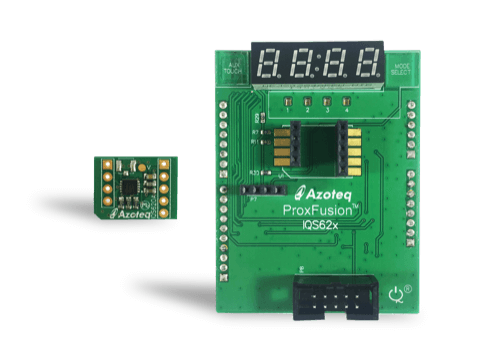 Iqs620a Ev02 Azoteq Product Evaluation Kits