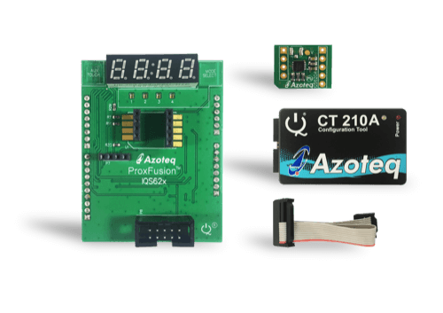 Iqs620a Ev04 Azoteq Product Evaluation Kits