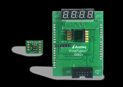 Iqs621 Ev02 Azoteq Product Evaluation Kits
