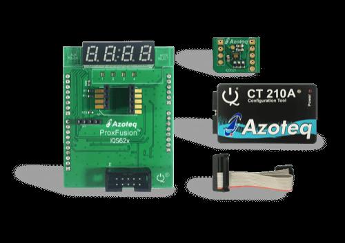 Iqs621 Ev04 Azoteq Product Evaluation Kits