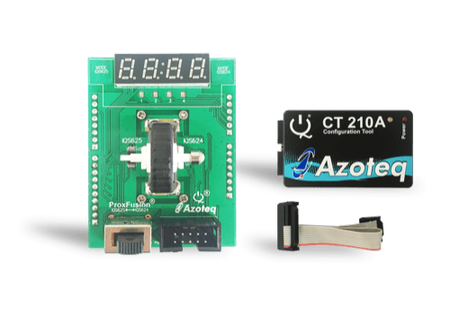 Iqs624 Ev04 Azoteq Product Evaluation Kits